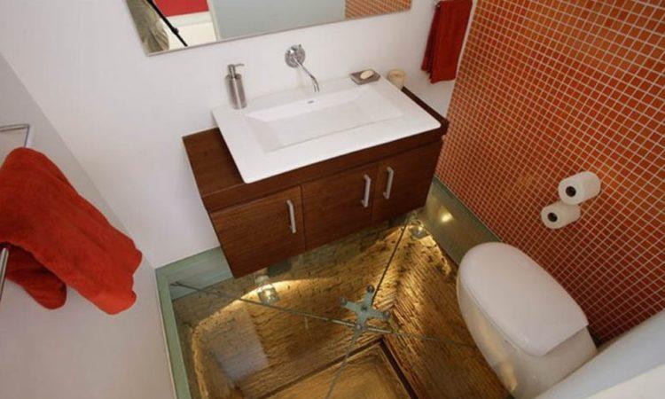 Самая необычная ванная комната 1