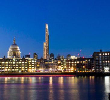 Дерев'яний хмарочос з'явиться в столиці Великобританії 12
