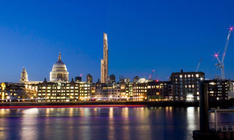 Деревянный небоскреб появится в столице Великобритании 1