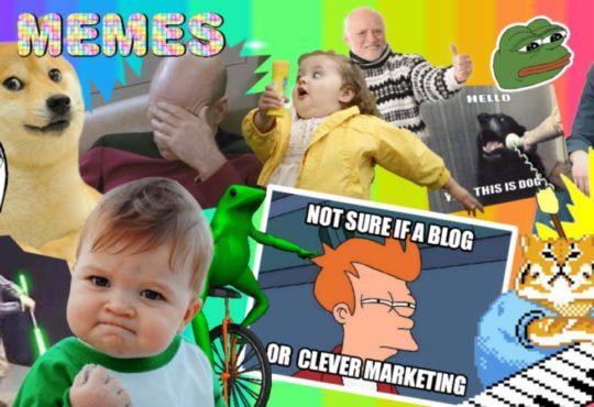 Меми в маркетингу: як використовувати їх для просування 3