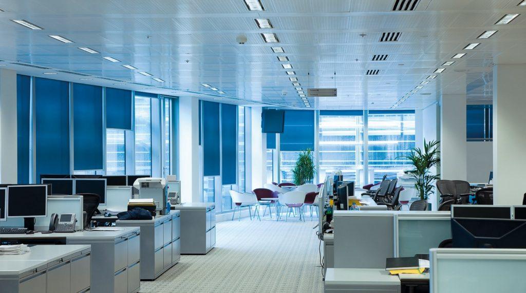 Як зміняться офісні центри у відповідь на введення нових ДБН