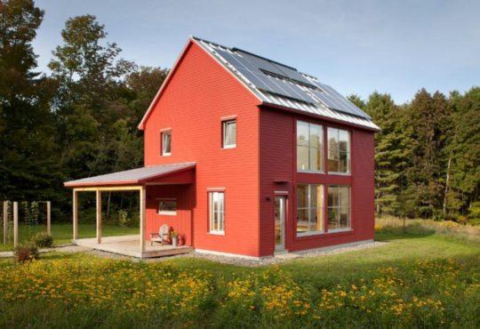 Passivhaus: новый стандарт строительства 4