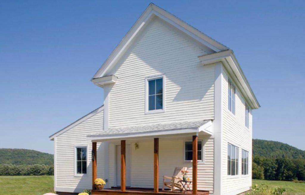 Passivhaus: новый стандарт строительства