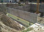 Гідроізоляція підземних споруд ПВХ мембраною 2