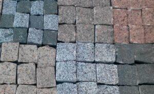 Тротуарная плитка и брусчатка: преимущества и недостатки