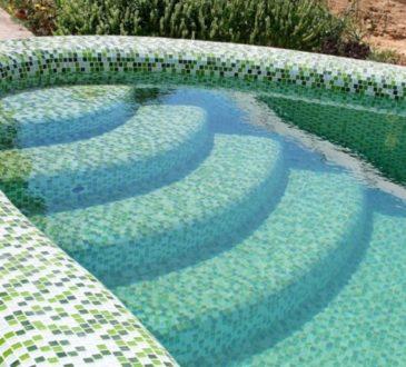 Облицювання басейну: вибір матеріалів 2