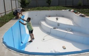 Облицювання басейну: вибір матеріалів