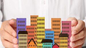 Варианты ОСМД для нескольких домов. Присоединение и выход