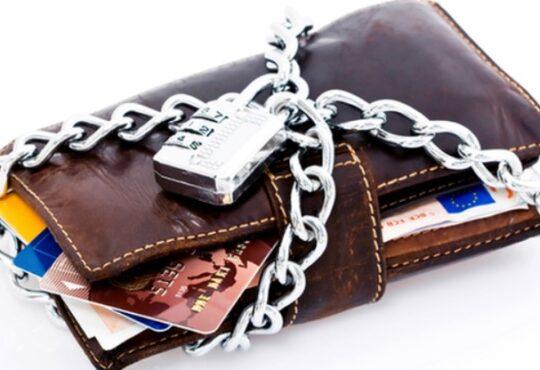Арест счета должников