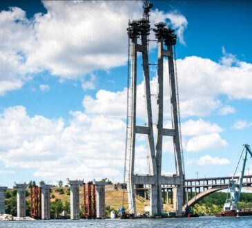 Запорожский мост-долгострой
