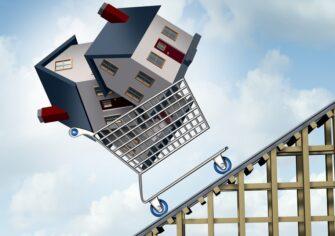 Динамика цены на жилье