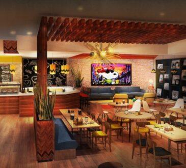 Нова концепція дизайну кафе від McBride 6