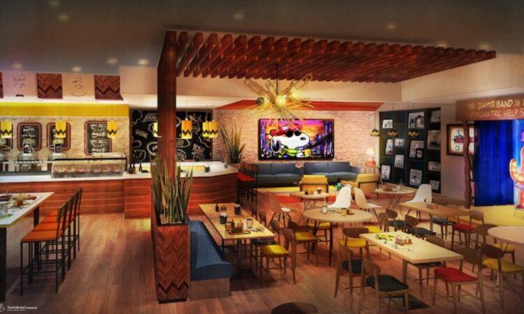 Нова концепція дизайну кафе від McBride 1