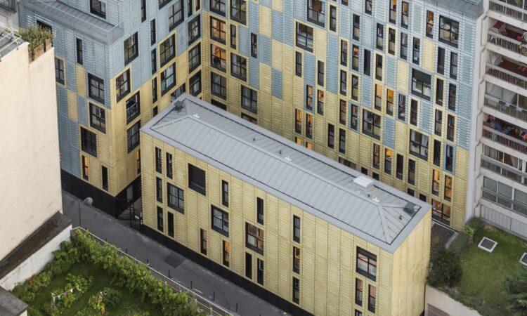 Социальное жилье (Соціальне житло)