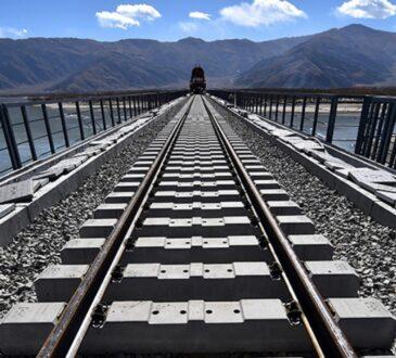 Сычуань-Тибетская железная дорога (Сичуань-Тибетська залізниця)