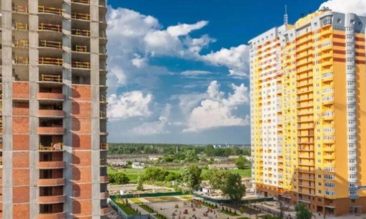 Цена на недвижимость в Киеве