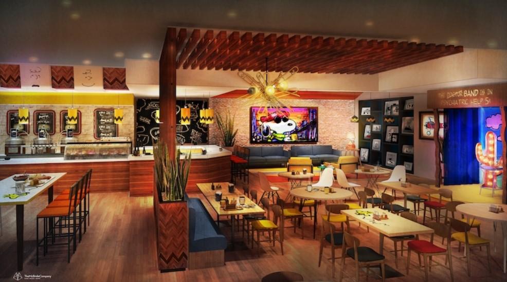 Новая концепция дизайна кафе от McBride 6