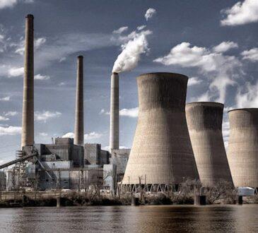 Электростанции угольные (Електростанції вугільні)