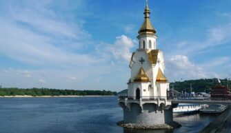 Храм Святителя Чудотворца Николая, Киев, 2017