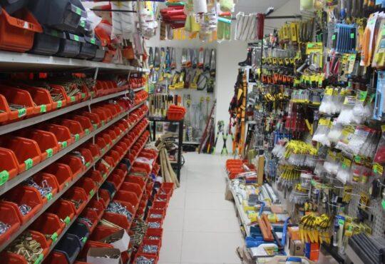 Рынок строительных материалов (Ринок будівельних матеріалів)