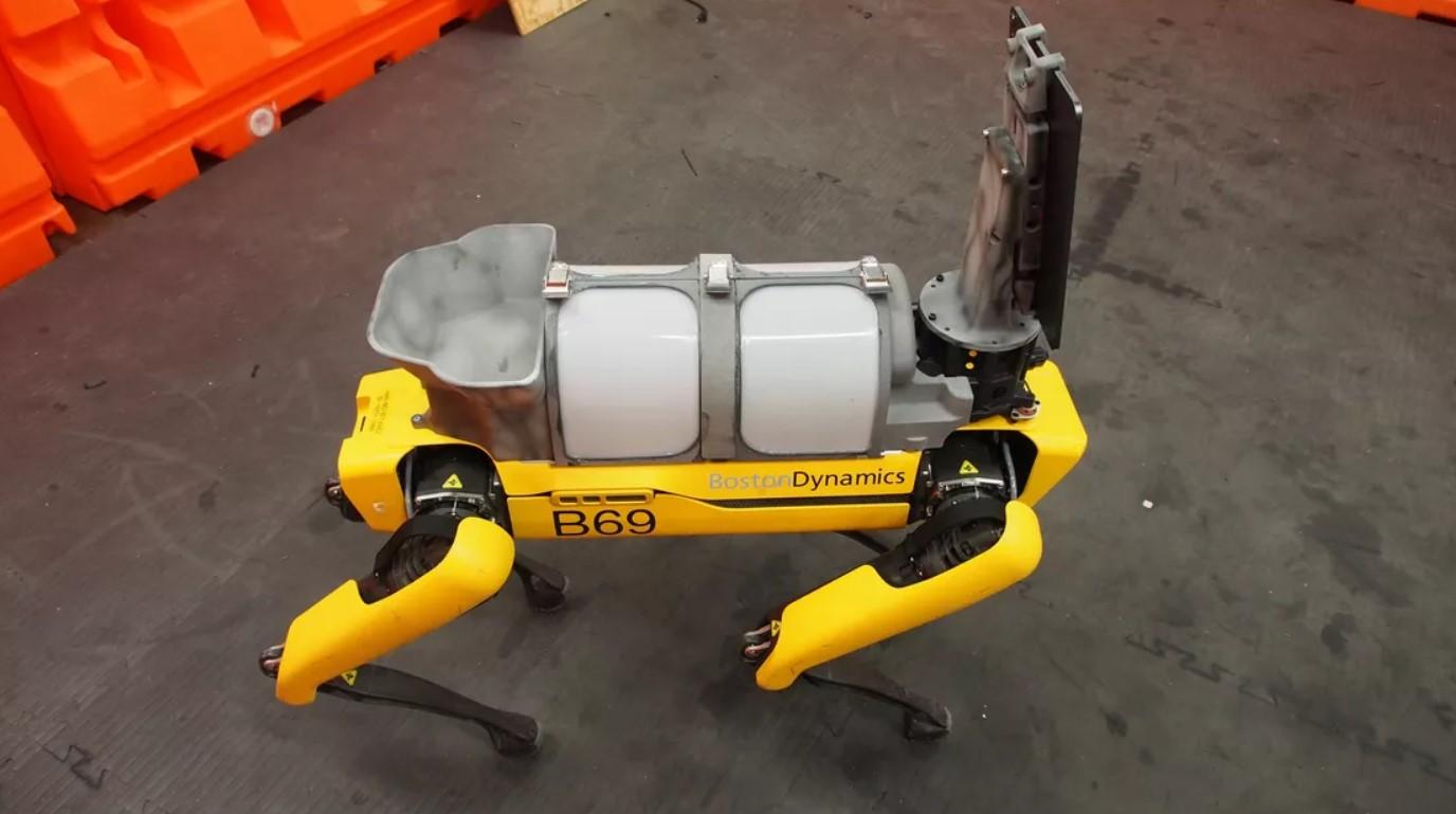 Spot (Boston Dynamics)