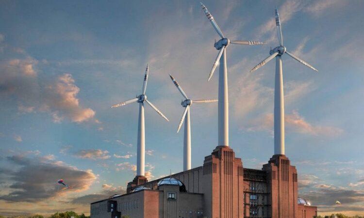 Зеленая энергия (Зелена енергія)