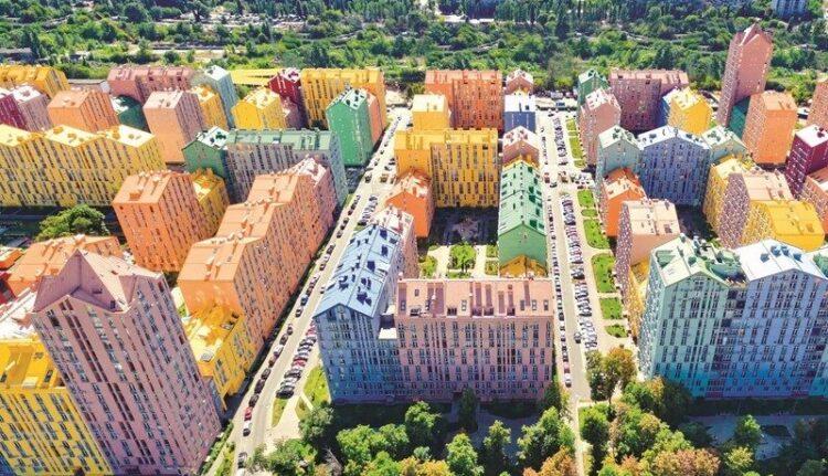 ЖК Комфорт Таун, Киев, 2019