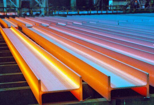 Рынок продукции из стали (Ринок продукції зі сталі)