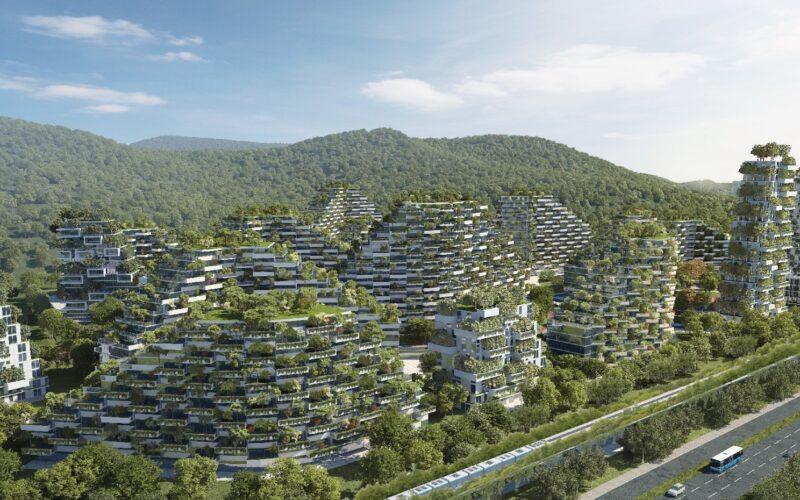 Liuzhou Forest City