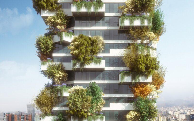 Tirana Vertical Forest