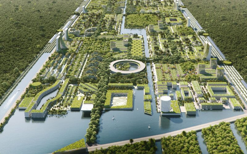 Smart Forest City, Cancun