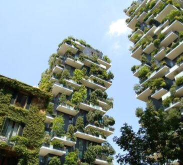 Vertical Forest City