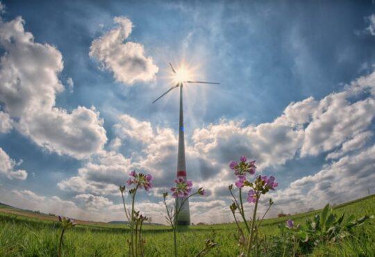 Возобновляемая энергия(Відновлювана енергія)