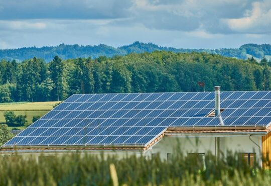 Возобновляемые источники энергии (Поновлювані джерела енергії)
