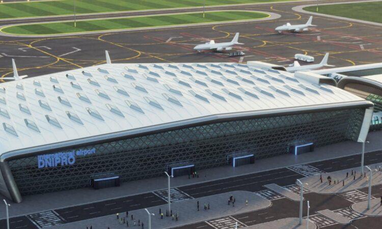 Аэропорт Днепр (Аеропорт Дніпро)