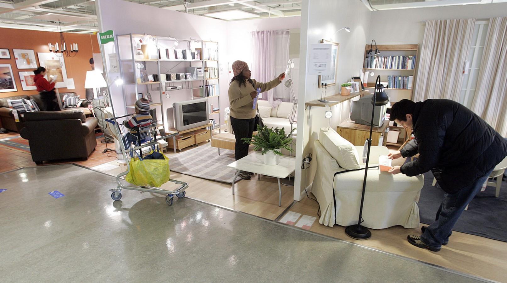 Ритейл (Рітейл) IKEA