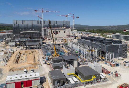 ITER. Новости энергетики. Новини енергетики