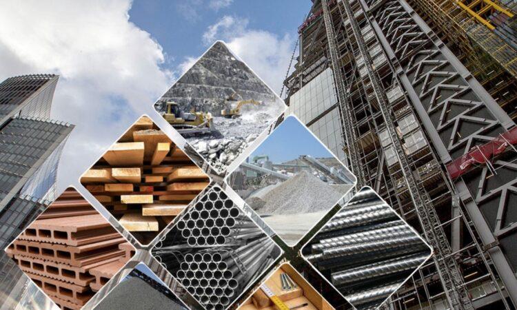 Перечень стандартов строительных материалов (Перелік стандартів будівельних матеріалів)