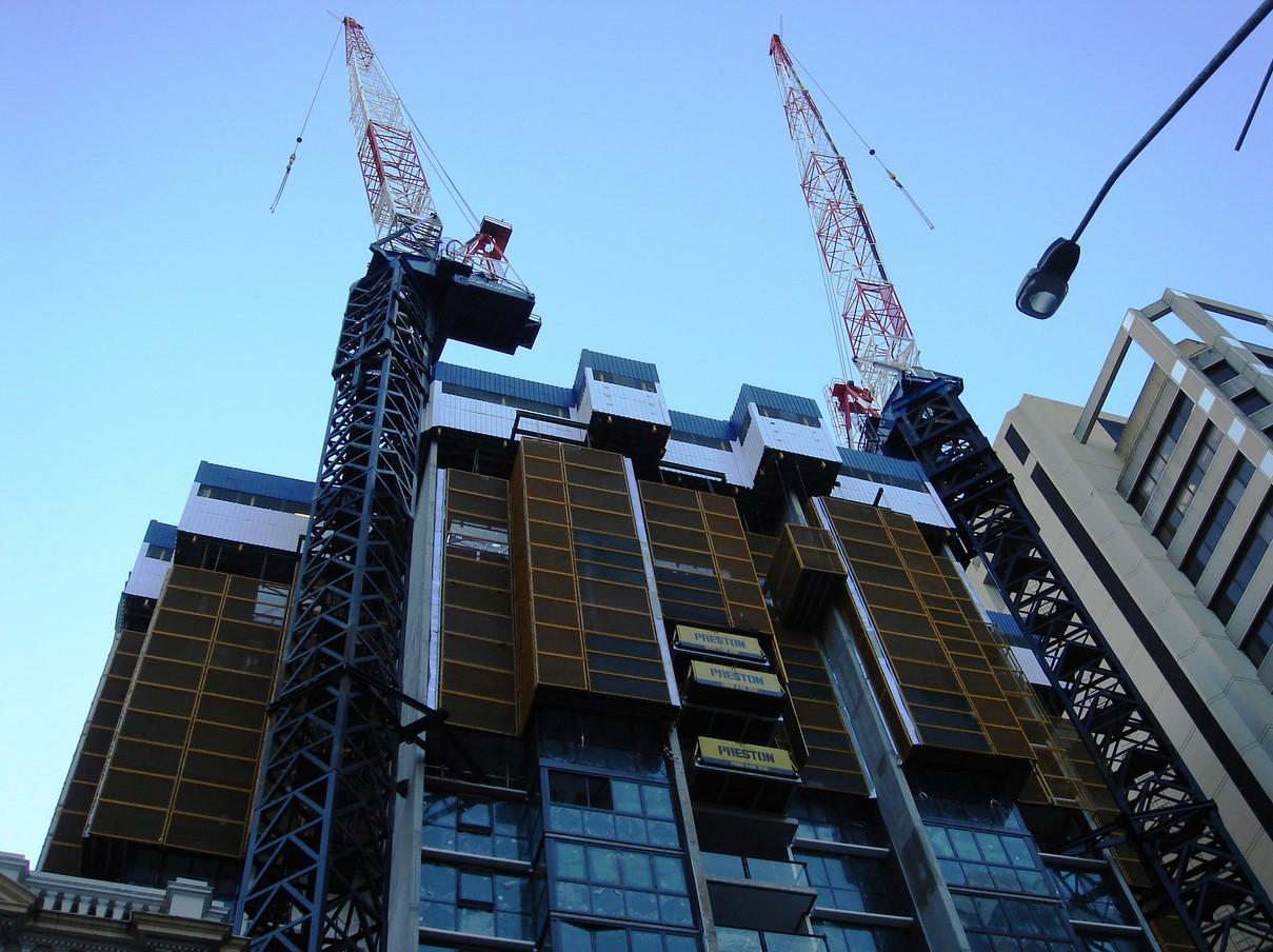 Единая электронная система в строительстве (Єдина електронна система у будівництві)