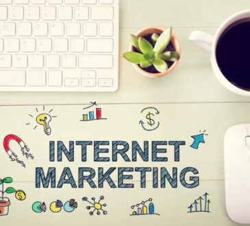 Интернет-маркетинг. Інтернет-маркетинг