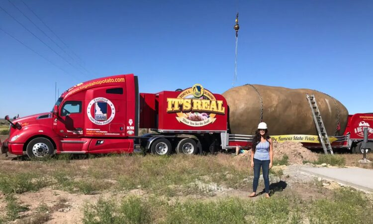Big Idaho Potato Hotel