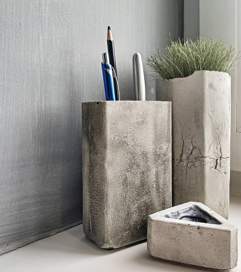декор цемент