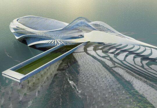 Дизайн-проект ирригационного хаба