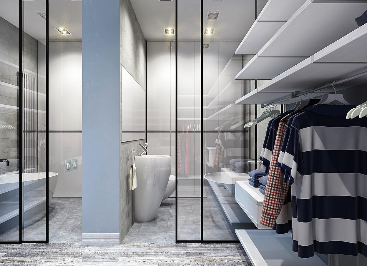 Дизайн ванной комнаты. Дизайн ванної кімнати