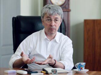 Глава Минкультуры Александр Ткаченко. Глава Мінкультури Олександр Ткаченко