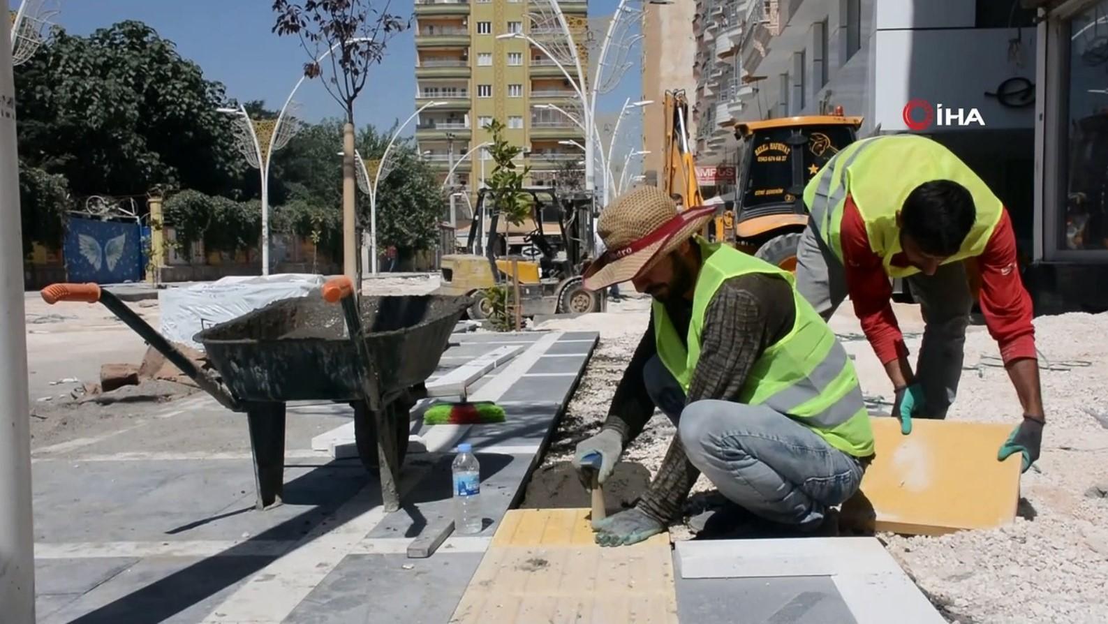 Ковровая улица, Турция. Новости строительства. Килимова вулиця, Туреччина. Новини будівництва