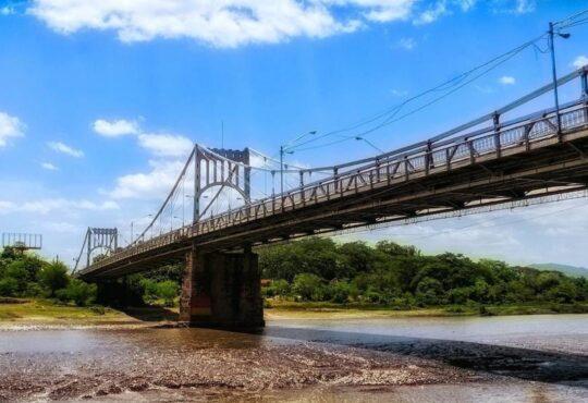Мост Чолутека. Новости строительства. Міст Чолутека. Новини будівництва
