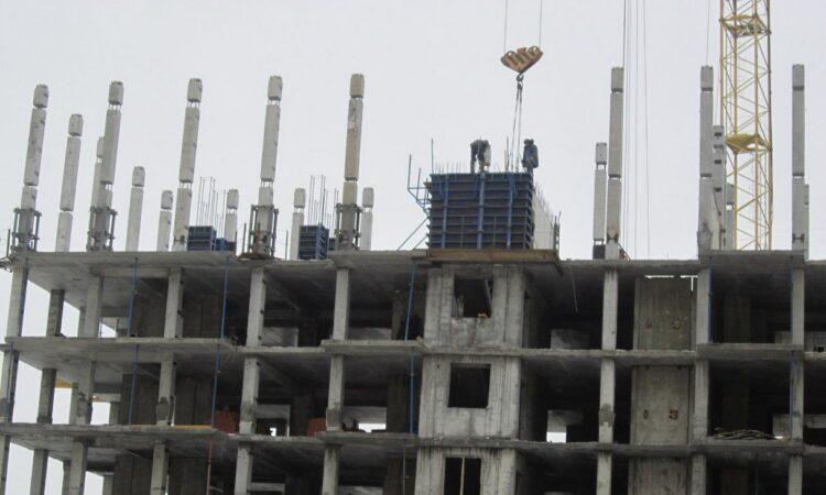 Проблемное строительство. Проблемне будівництво