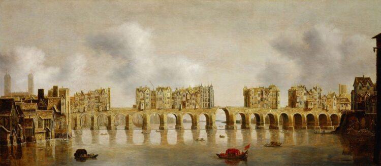 Старий лондонський міст (картина)