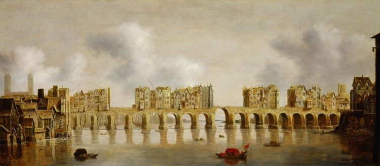 Старый лондонский мост (картина)
